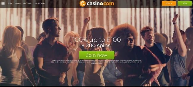 Casino.com Reviews