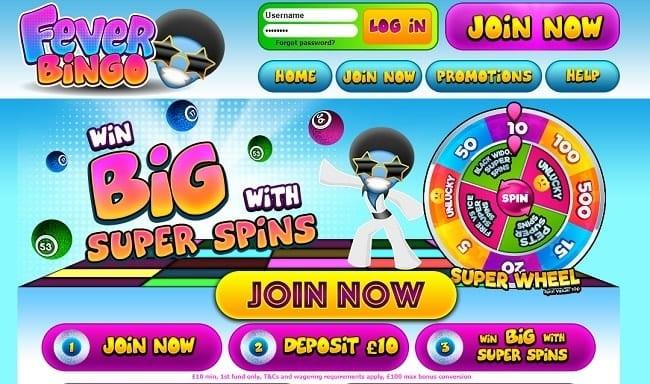 Fever Bingo Reviews
