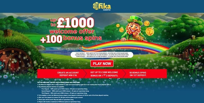 Fika Casino Reviews