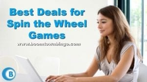 Best Deals for Spin the Wheel Games