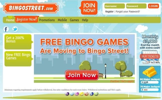 BingoStreet Reviews