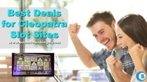 Cleopatra Online Slots Game