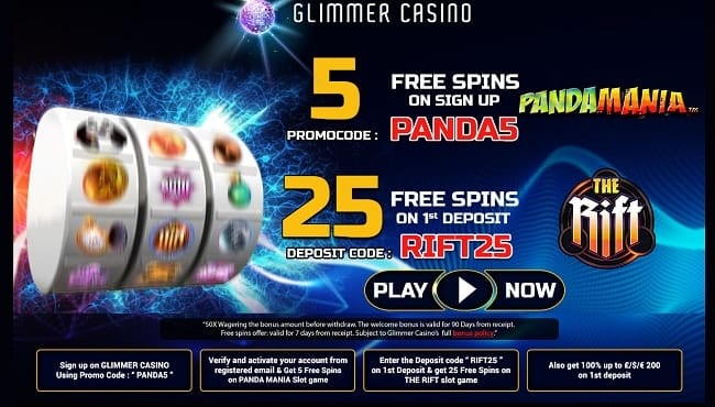 Glimmer Casino Reviews