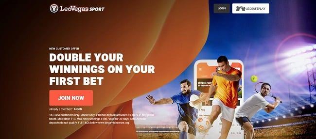 LeoVegas Sports Reviews