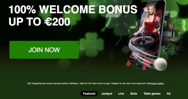 LiveCasino.ie Reviews