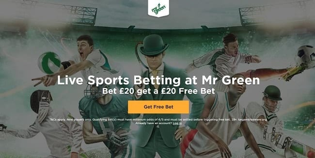Mr Green Sportsbook Reviews