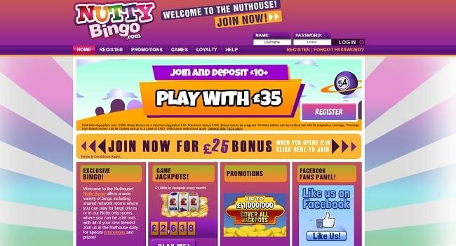 Nutty Bingo Reviews