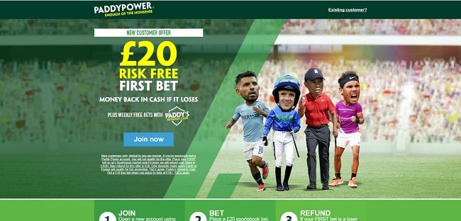 Paddy Power Sports Reviews