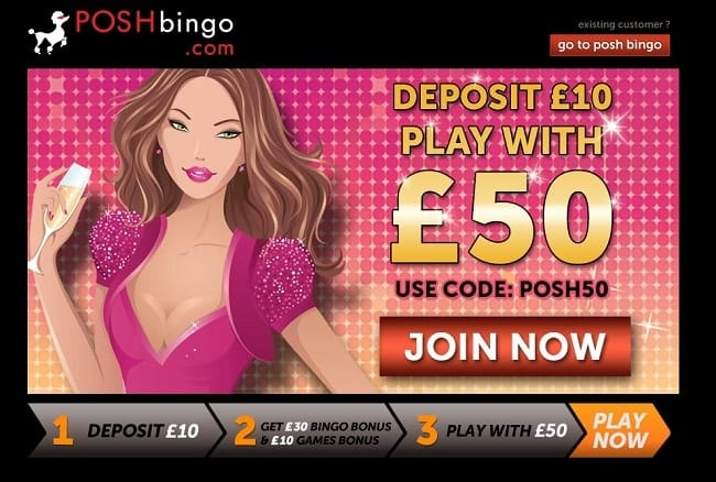 Posh Bingo Reviews