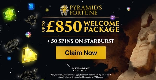 Pyramids Fortune Reviews