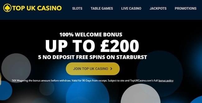 Top UK Casino Reviews
