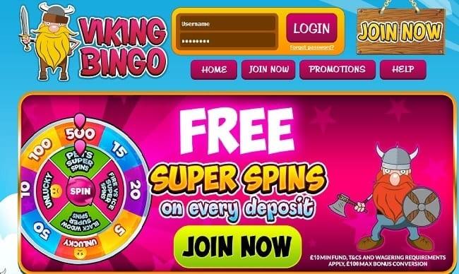 Viking Bingo Reviews