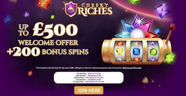 Cheeky Riches Reviews