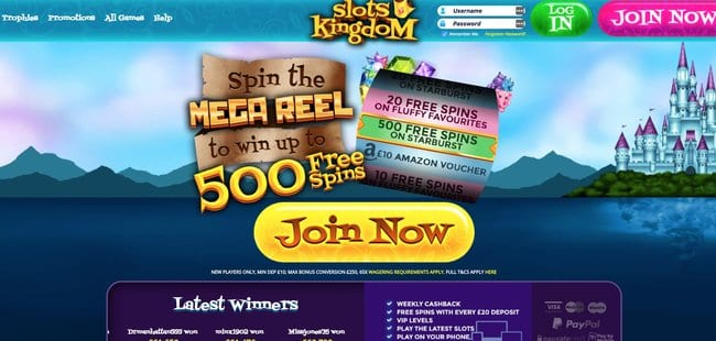 Slots Kingdom Reviews