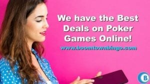 Best Deals on Poker Games Online