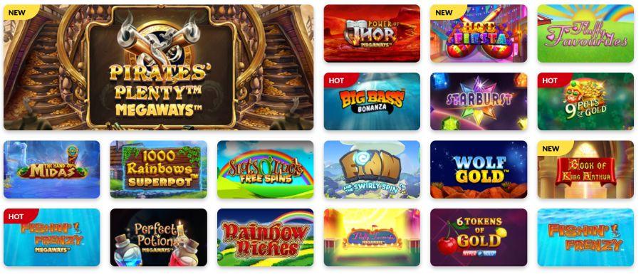 Bogof Bingo Slot Games