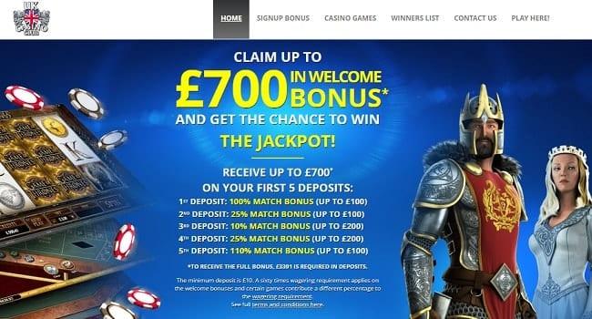 UK Casino Club Reviews