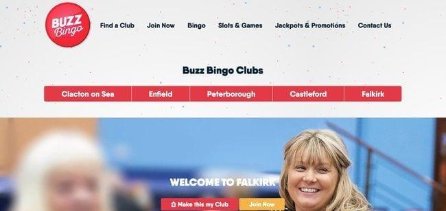 Gala Bingo Falkirk – Now Buzz Bingo