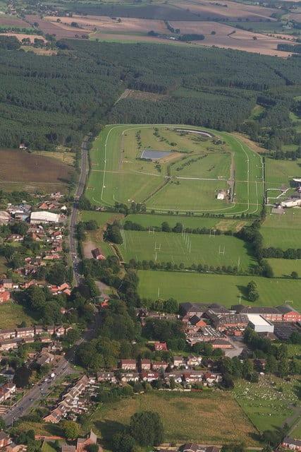 Market Rasen Race Course