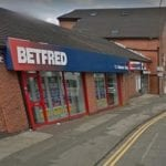 Betfred Warrington Lovely Lane 2
