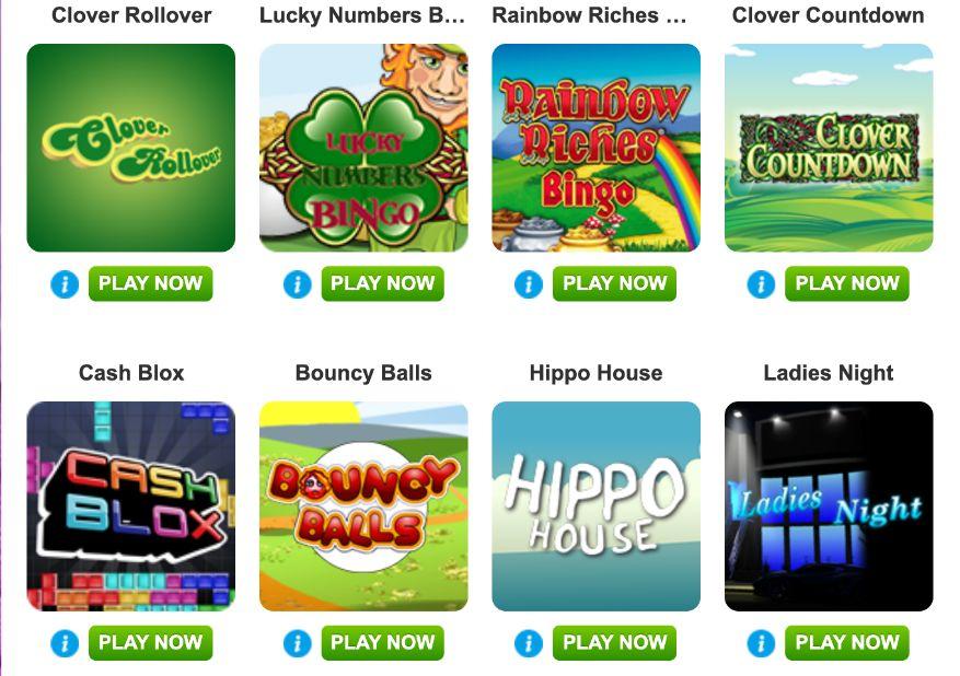 Boyle Sports Bingo Online Games