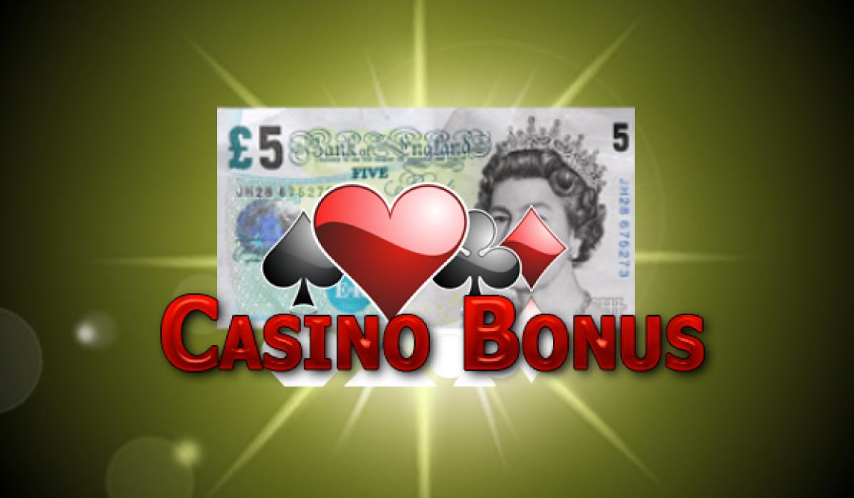 Free £5 No Deposit