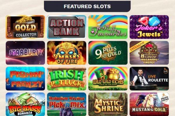 Barbados Bingo Slot Games