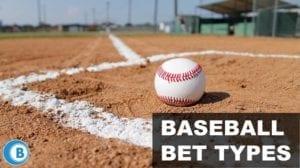 Baseball Bet Type