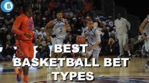 Basketball Betting Types