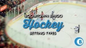 Hockey Betting Types