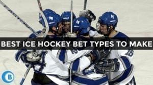 Ice Hockey Bet Types
