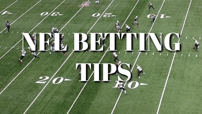 NFL Bet Tips