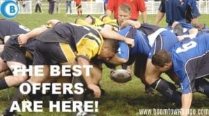 Rugby Union Bets
