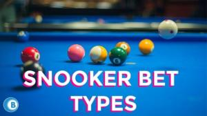 Snooker Bet Types