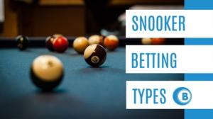 Snooker Betting Types
