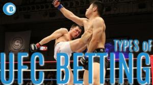 UFC Bet Types