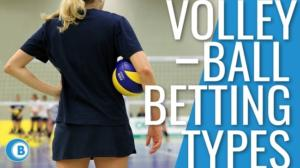 Volleyball Bet Types