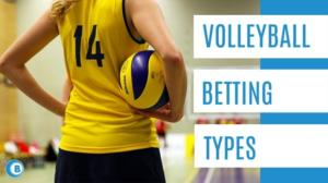 Volleyball Betting Types