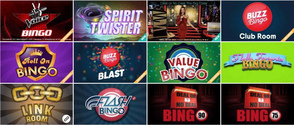 buzz bingo bingo rooms