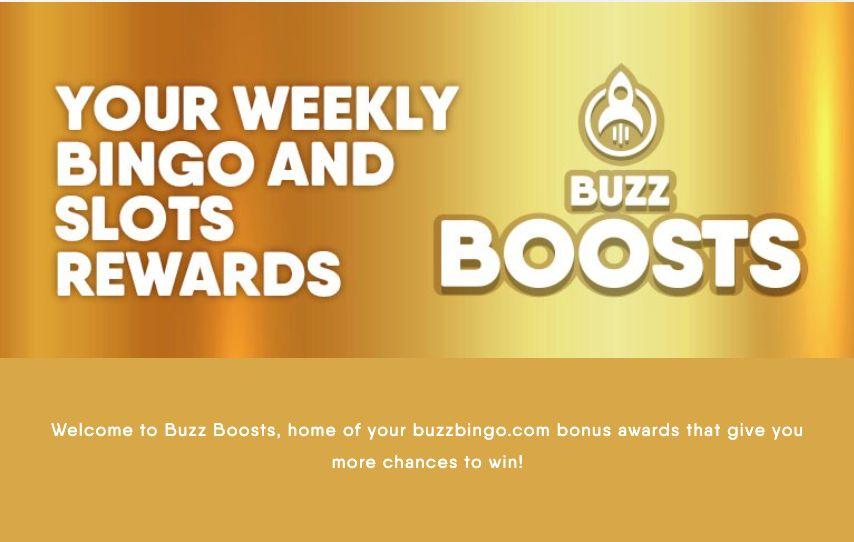buzz bingo buzz boosts rewards