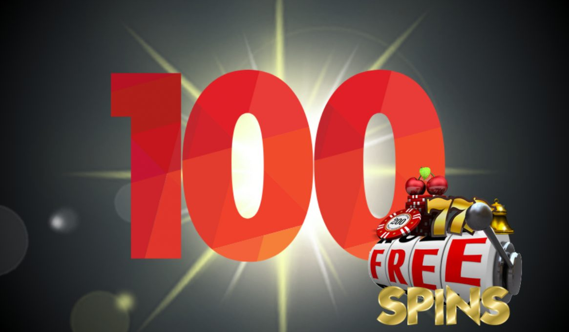 100 Free Spins Slot Sites