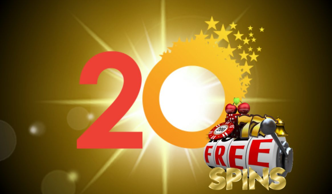 20 Free Spins No Deposit Slots