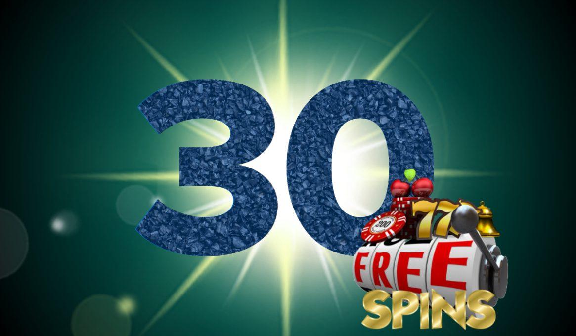 30 Free Spins No Deposit Slots