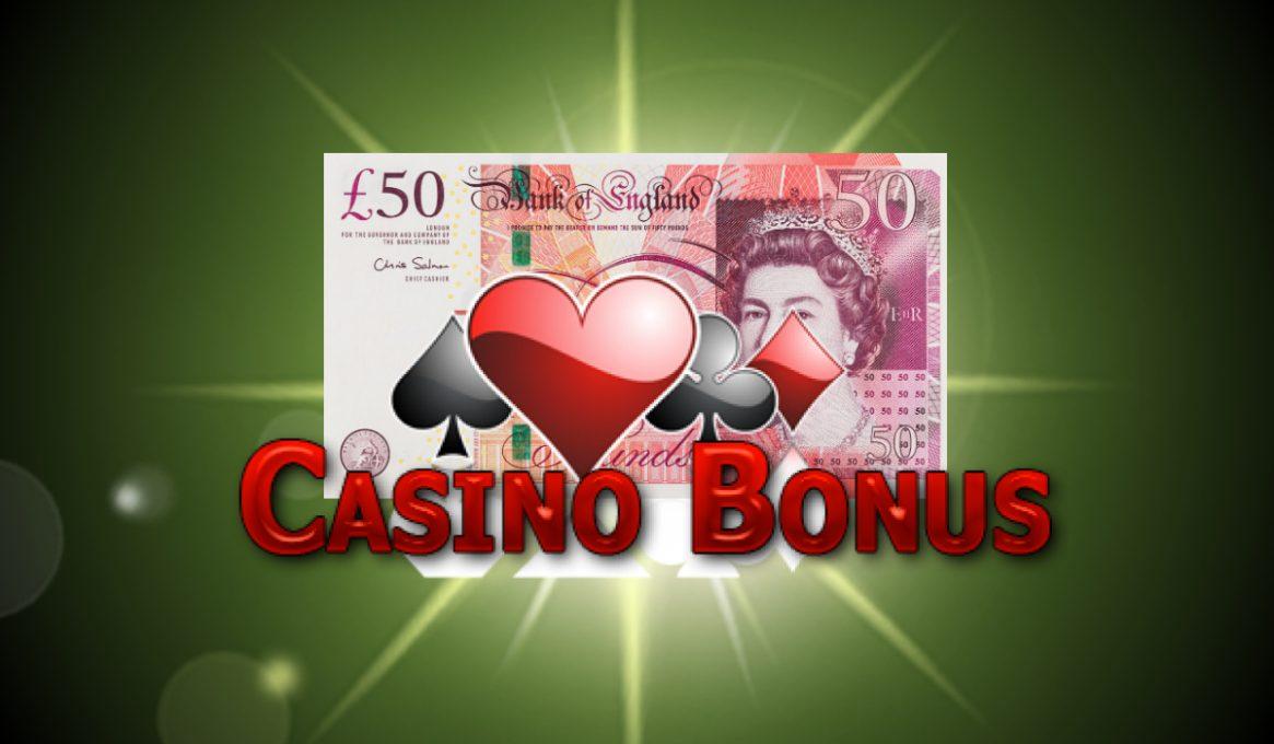 £50 Free No Deposit Casino