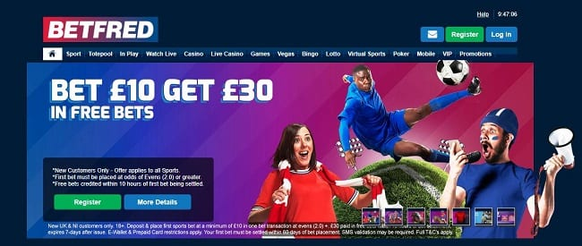 Betfred E-Sports Reviews