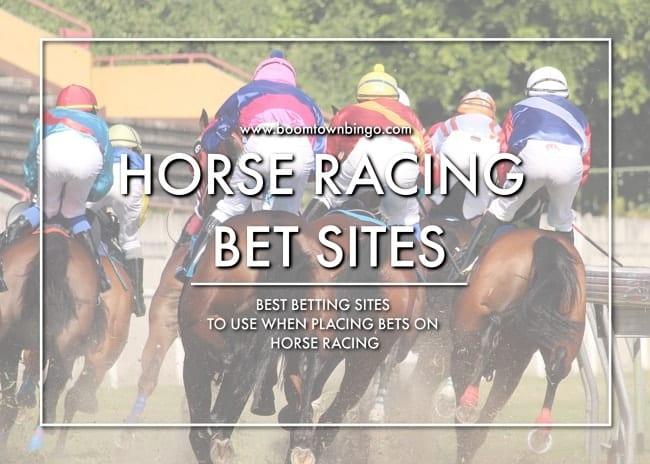 Horse Racing Bet Sites
