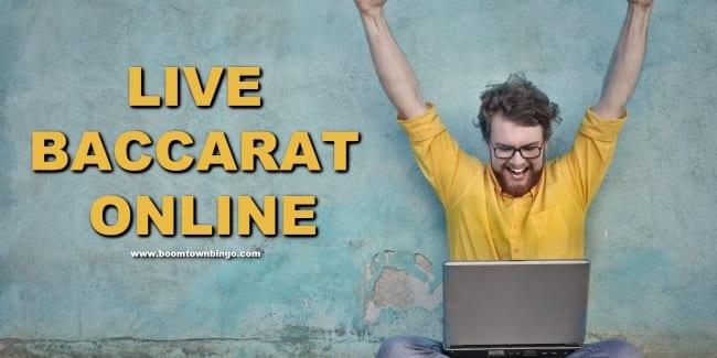 Live Baccarat Online-min