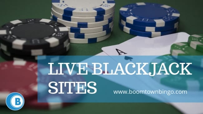 Live Blackjack Sites