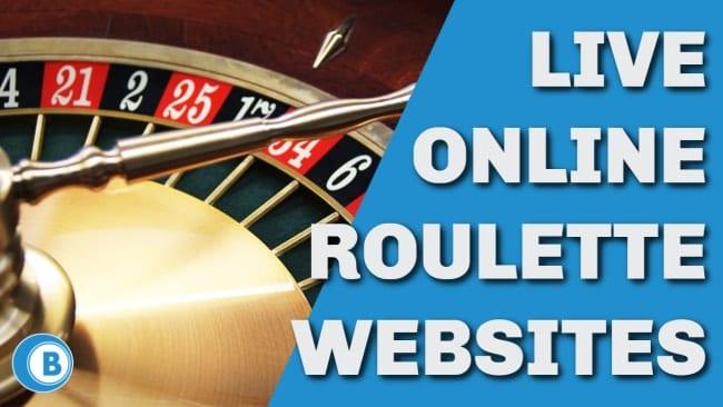 Live Roulette Sites