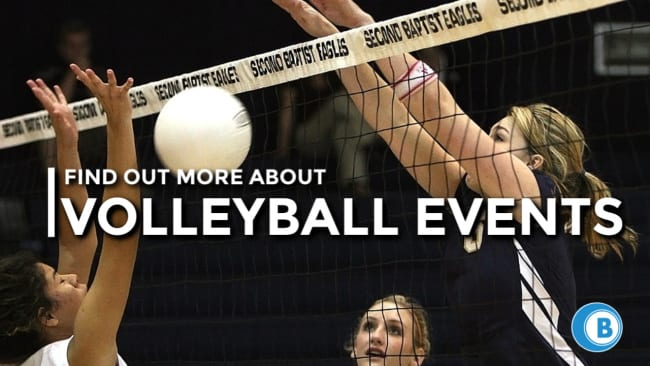 Volleyball Events